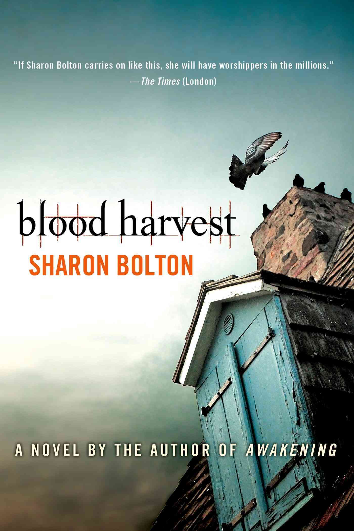 Blood Harvest By Bolton, S. J.